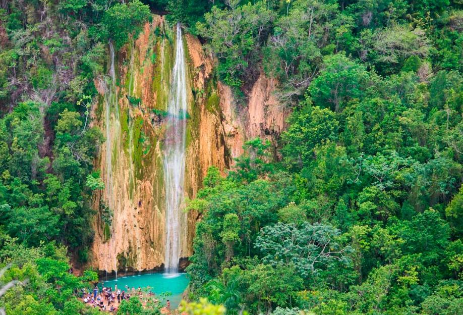 Самана + водопад Лимон