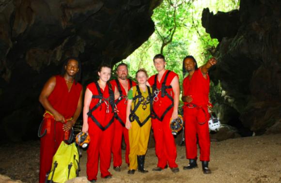 Пещера Фун Фун