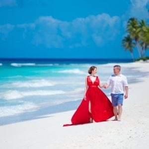 Фотосессия на пляже Саона
