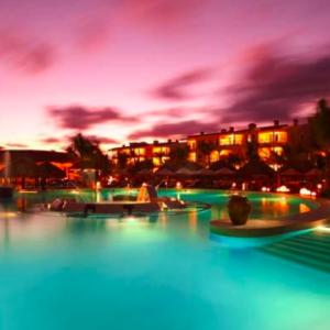 Ремонтные работы рядом с отелями Paradisus Punta Cana и The Reserve  at Paradisus Punta cana