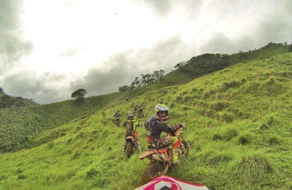 Экскурсия на мотоцикле в Доминикане