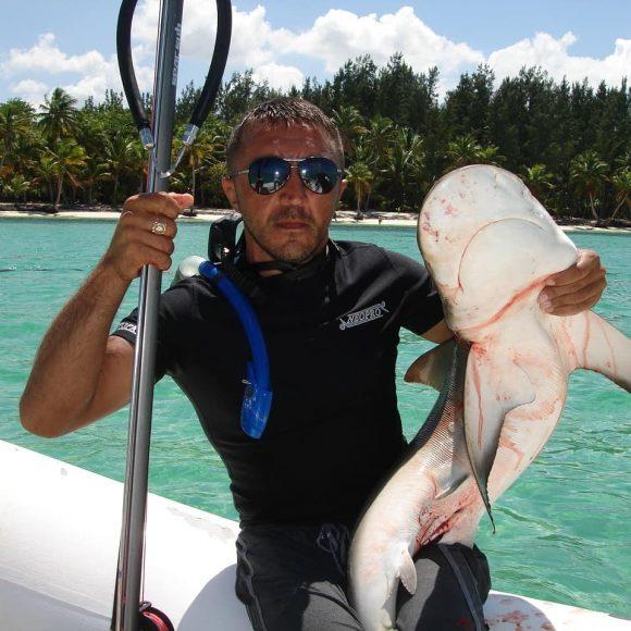 Индивидуальная подводная охота